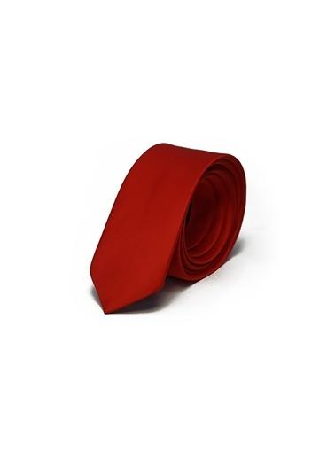 IGS Igs 1591492Crn Standart Erkek Kravat Kırmızı